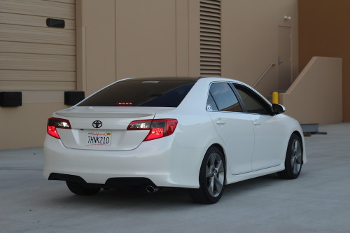 Vinyl Roof Wrap Kit (2012-2014 Camry)