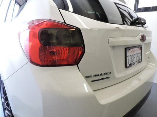 Premium Auto Styling | Subaru Tint Vinyl Overlays