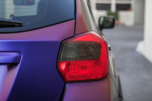 Tail Light Insert Overlay - Smoke Tint | 2012-17 Crosstrek XV / 2012-15 Impreza Wagon