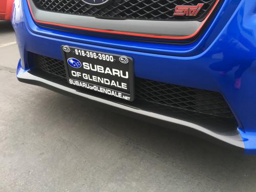Bumper Lip Overlay - S207 Style (2015-2017 WRX / STI)