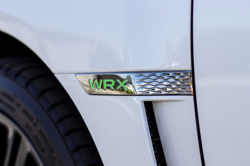 WRX Fender Letter Inlay Kit | 2015-2020 Subaru WRX