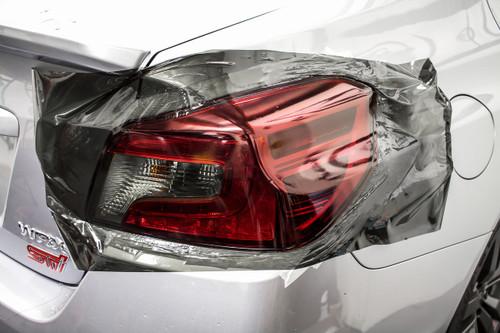 Full Smoked Tail Light Tint Kit | 2015-2021 Subaru WRX / STI