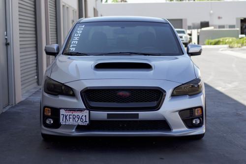 Full Smoked Headlight Tint Kit | 2015-2021 Subaru WRX / STI
