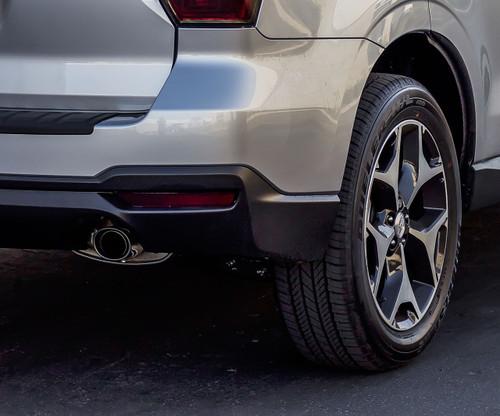 Rear Bumper Reflector Smoked Tint Overlays | 2014-2016 Subaru Forester