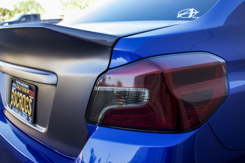 Smoked Tail Light Tint Kit + Reverse Smoke Insert | 2015-2020 Subaru WRX/STI