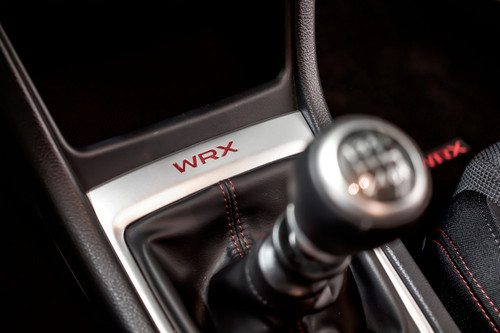 WRX Logo Shifter Trim Inlay ( Choose Your Color ) | 2015-2020 Subaru WRX