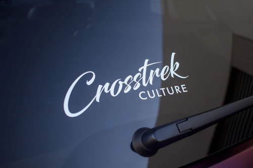 Crosstrek Culture Decal