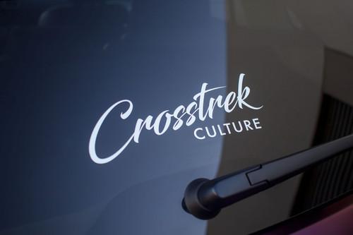 Crosstrek Culture Logo Decal | 9 inch - Multiple Colors