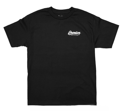 Premium Shop Mens Tee -Black