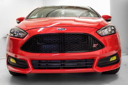Fog Light Tint Overlay | 2015-2019 Ford Focus ST