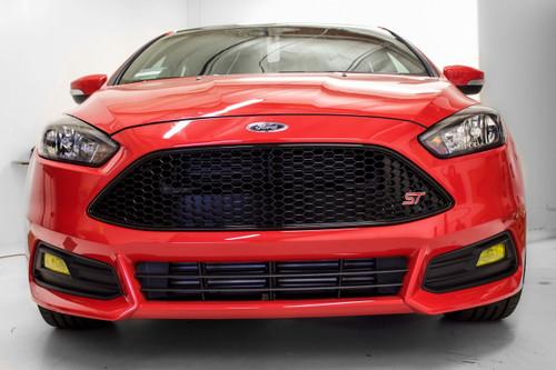 Fog Light Tint Overlay | 2015-2019 Ford Focus ST