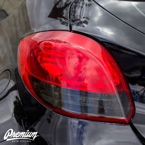 Tail Light Insert Overlay - Smoke Tint | 2011-2017 Hyundai Veloster