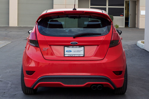 Rear Reflector Overlays (2013 -2018 Fiesta ST)
