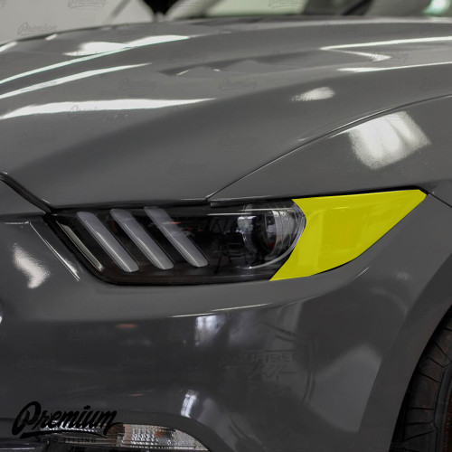 Mustang Headlight Amber Delete  (2015-2017)