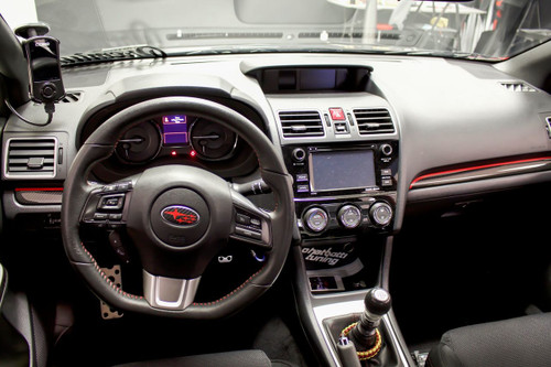 Interior Pinstripe Kit (2012-2017 Crosstrek XV)