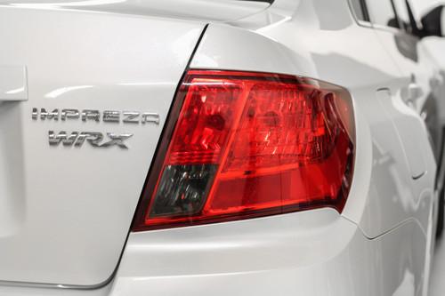 Tail Light Tint Insert Overlay (Top Half Red + Bottom Half Smoke) | 2008-2014 WRX & STI / 2008-2011 Impreza Sedan