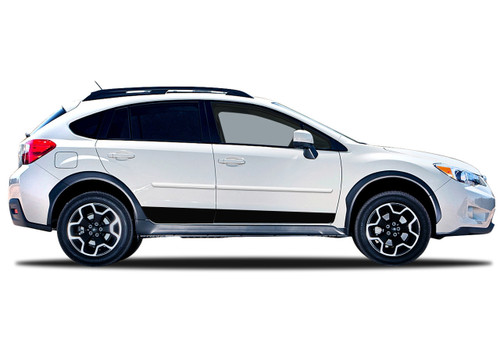 Rocker Panel Decal Kit (2012-2017 Crosstrek XV)