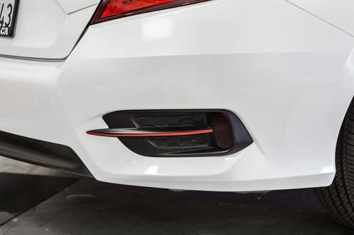 Rear Bumper Pinstripe Kit (2016-2017 Civic Sedan)