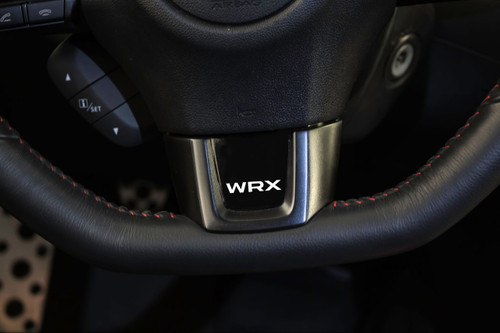 WRX Steering Wheel Inlay (2015-2019 WRX)