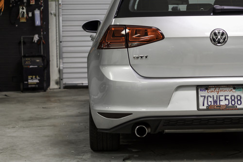 Rear Bumper Reflector Tint Overlays (2015-2017 GTI)
