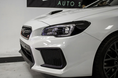Steering Responsive headlights 2018 WRX / STI: Headlight Blackout