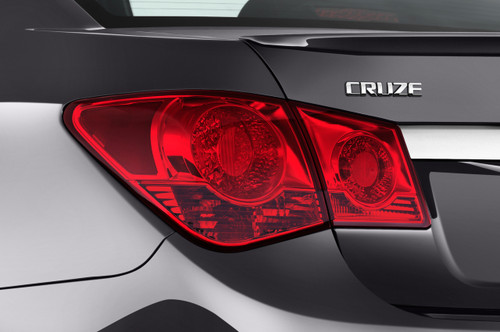 Tail light Red Out Overlays (2011-2016 CHEVY CRUZE)