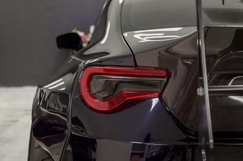 Smoked Tail Light Overlays | 2017-2020 SUBARU BRZ & TOYOTA GT86