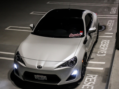 Roof Vinyl Overlay Kit (2017 GT86)