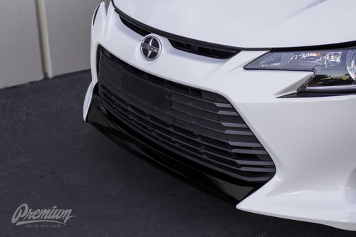 Front Bumper Lip Accent Overlay | 2014-2017 Scion TC