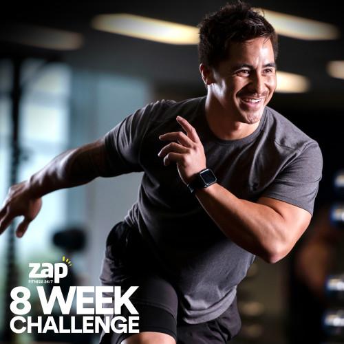 8 Week Challenge: Transformation