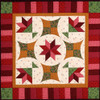 CAROLINE AND TOPPER QUILT PATTERN - #1028 - 1