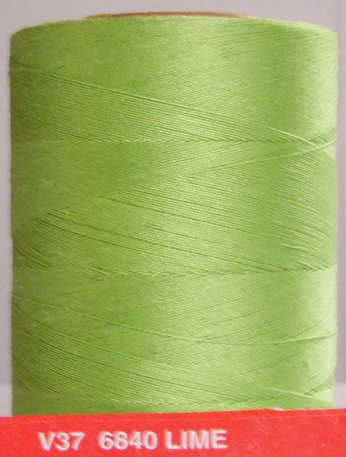 QUILTING AND CRAFT THREAD - LIME