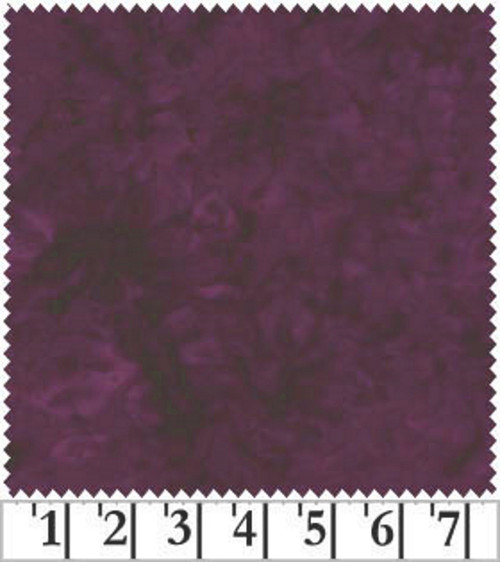 "PURPLE MARBLE 108"" WIDE JAVA BATIK BACKING"