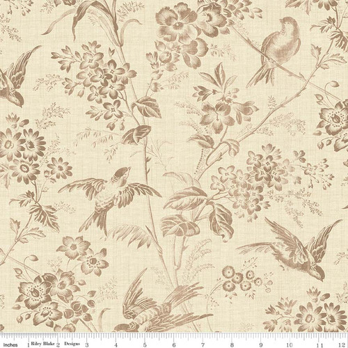 TOILE MAIN CREAM FABRIC