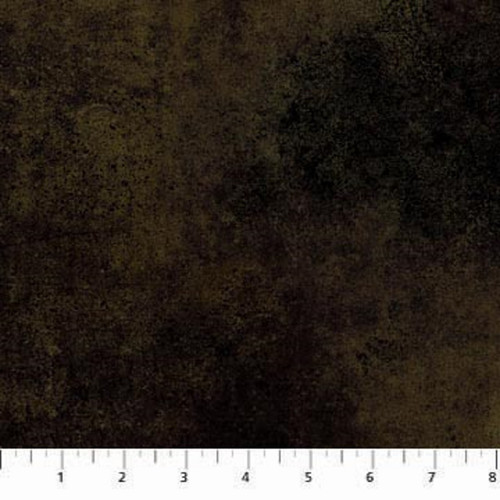 STONEHENGE BLACK AND BROWN MARBLE FABRIC