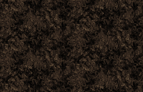 STONEHENGE BLACK, BROWN AND WHITE MARBLED FABRIC