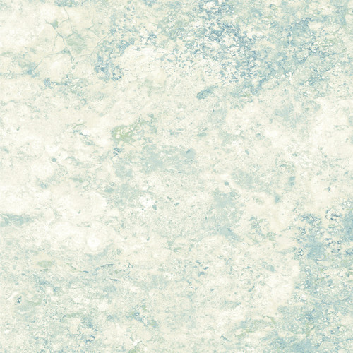 STONEHENGE WHITE AND LIGHT BLUE SPLASH FABRIC