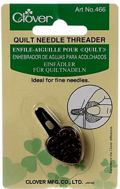 QUILTING NEEDLE THREADER - #466