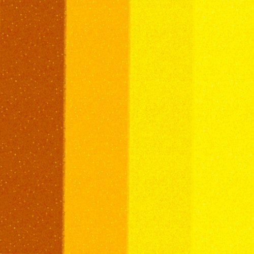 YELLOW FOUR COLOR TRANSITION FABRIC - BTR 5838 Yellow