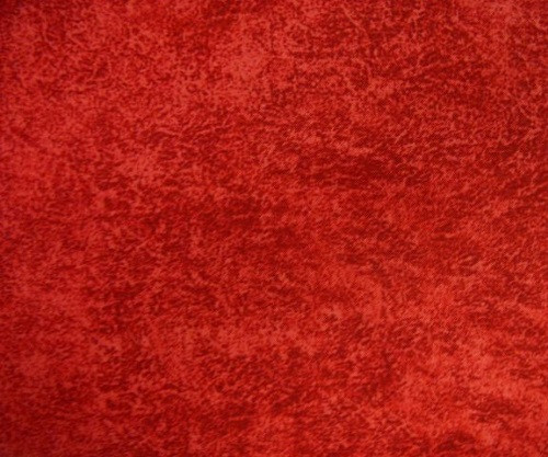MOTTLED RED FABRIC - 4051EQ-60988-10