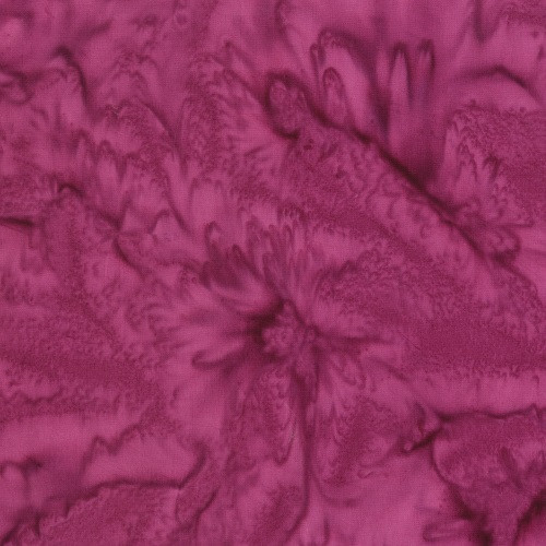 PURPLE HAZE MARBLED BATIK FABRIC - 100Q-1502