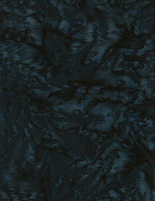 RAVEN MARBLED BATIK FABRIC - 100Q-1622