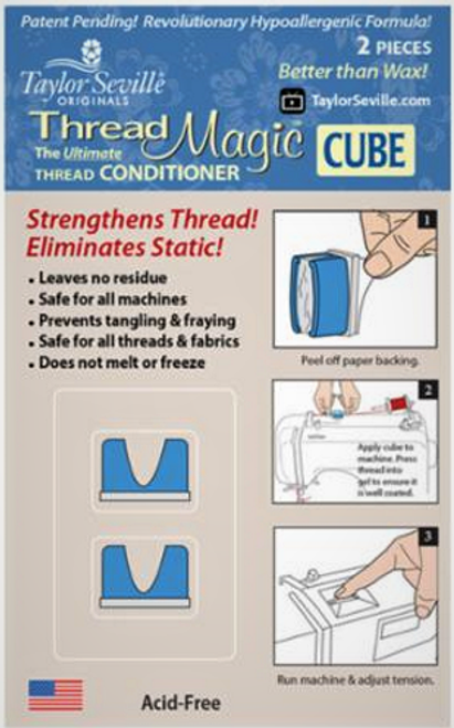 THREAD MAGIC THREAD CONDITIONER CUBE
