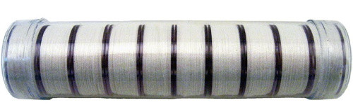 "WHITE PRE-WOUND COTTON ""L"" BOBBINS - 10ct - 13014"