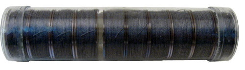 "LEAD GRAY PRE-WOUND COTTON ""L"" BOBBINS - 10ct - 12957"