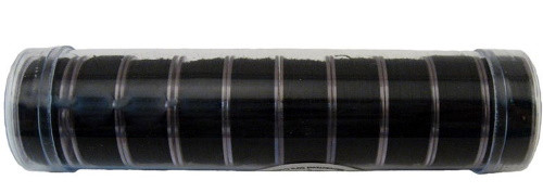 "BLACK PRE-WOUND COTTON ""L"" BOBBINS - 10ct - 12961"