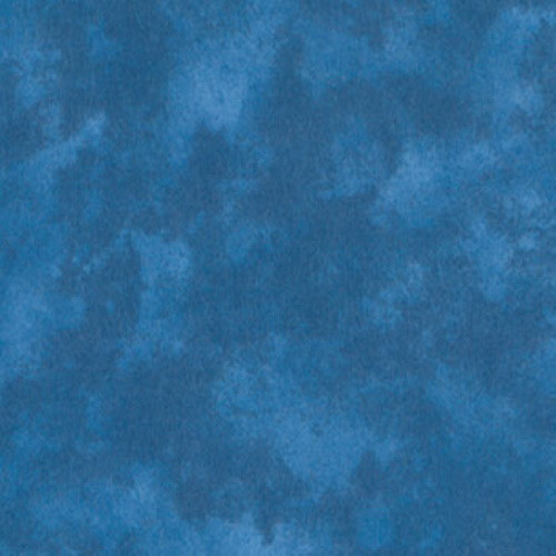 ROYAL BLUE MARBLE FLANNEL - F6699