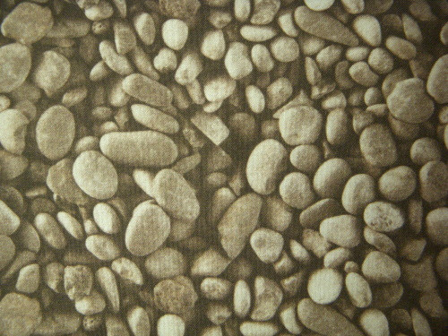 GRAY RIVER ROCK FABRIC - C8732-Gray