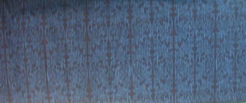 BLUE ON DARK BLUE SCROLL PATTERN FABRIC - 5JYD-2