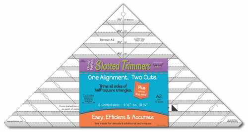 Clearly Perfect Slotted Trimmer A2 - NLS-CPSTA2
